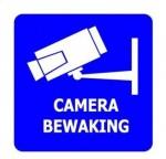 Camera - Sticker 15x15